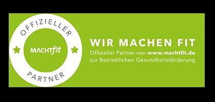 Machtfit.de Logo